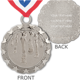 Cross Country / Marathon Silver Medal