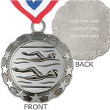 Swimming Silver Medal