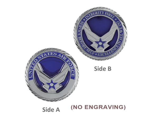 USAF Military Coin