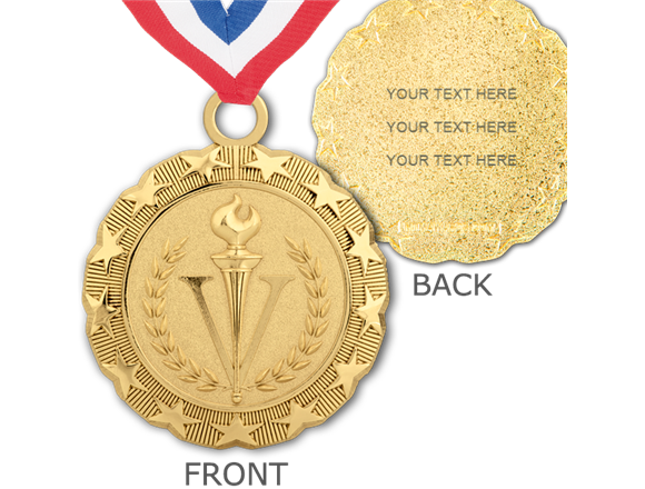 Victory Gold Medal