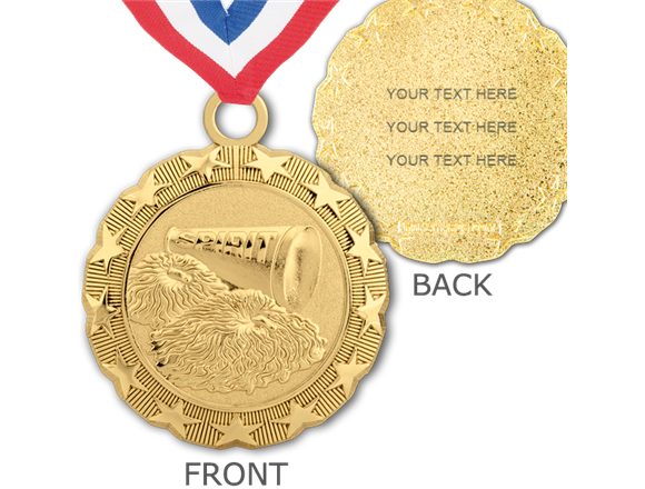 Spirit Gold Medal
